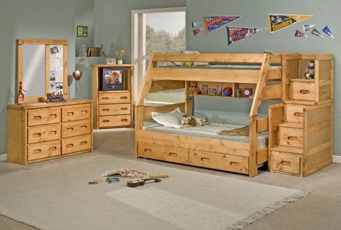 High Sierra Bunk Bed - Katy Furniture
