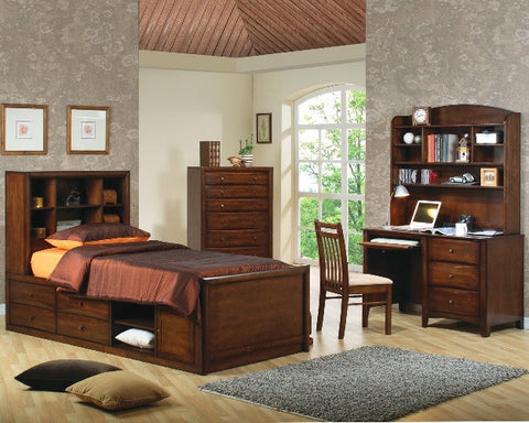 Scottsdale Twin Storage Bed