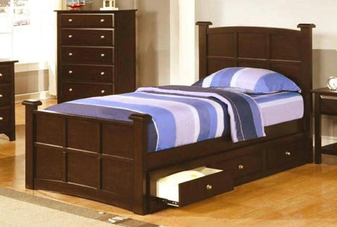 Jasper Twin Bedroom Set - Katy Furniture