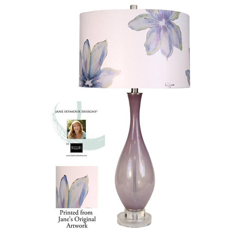 Jane Seymour Table Lamp - Katy Furniture