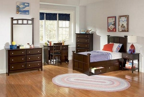 Jasper Twin Bedroom Set