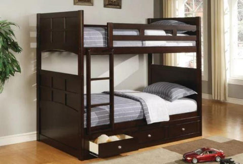 Jasper Bunk Bed - Katy Furniture