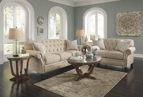 Kieran Sofa & Loveseat