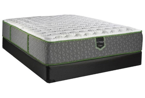 Knight Extra Firm Mattress & Boxspring