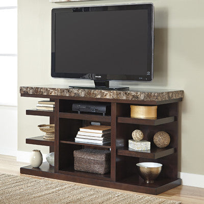 Kraleen TV Stand w/ Fireplace Option