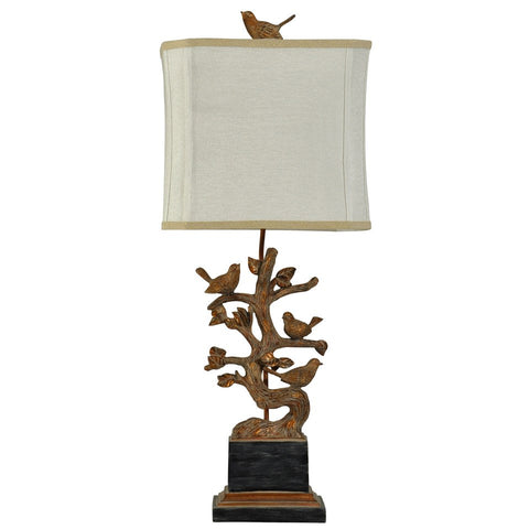 Flock Table Lamp