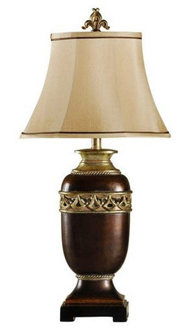 Traditional Table Lamp - Katy Furniture