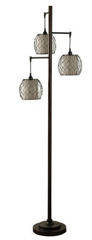 Contemporary Floor Lamp - Katy Furniture