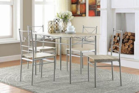 Larry Table w/ 4 Chairs