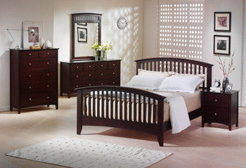Lawson Queen Bedroom Set - Katy Furniture