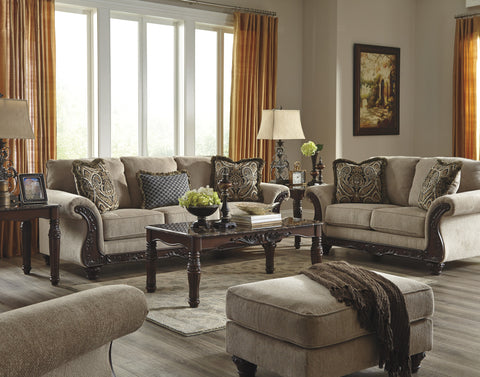 Laytonsville Sofa & Loveseat