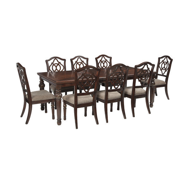 Leahlyn Table W 6 Chairs Katy Furniture