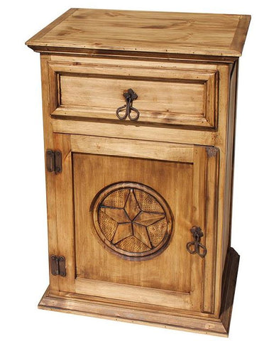 Lone Star Nightstand - Katy Furniture