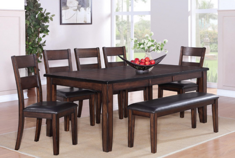 Maldives Regular Height Table W/4 Chairs