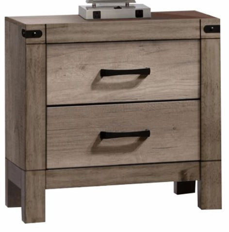 Matteo Nightstand - Katy Furniture