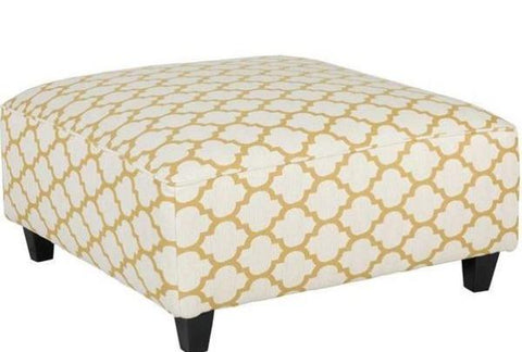 Maxwell Ottoman - Katy Furniture