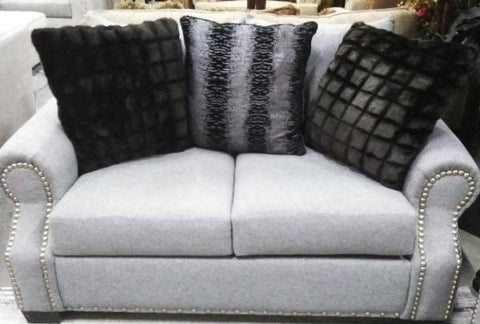 Mia Sofa & Loveseat - Katy Furniture