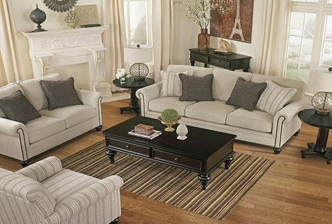 Milari Sofa & Loveseat - Katy Furniture