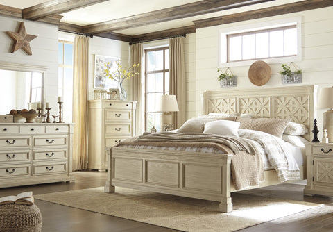 Mirella Queen Bedroom Set - Katy Furniture