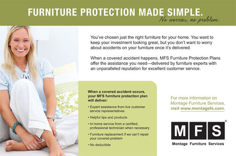 5 Year Accidental Protection Plan - Katy Furniture
