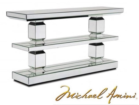 Montreal 3-Tier Console Table