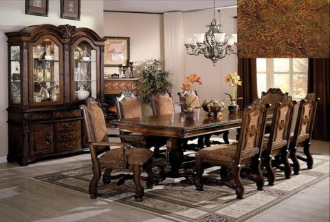 Neo Renaissance Table W/ 6 Chairs