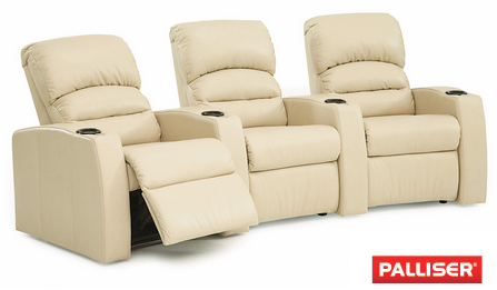 Overdrive Theater Seating - Katy Furniture