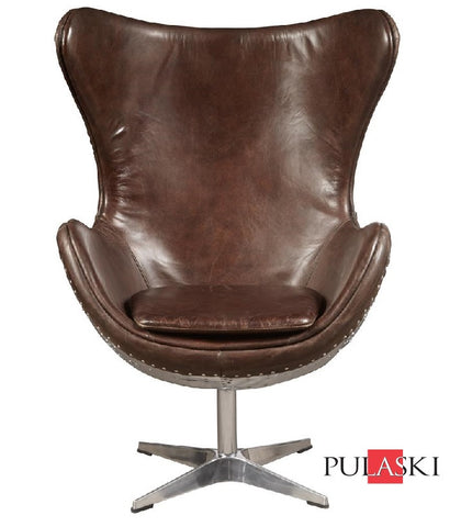 Soloman Leather Chair
