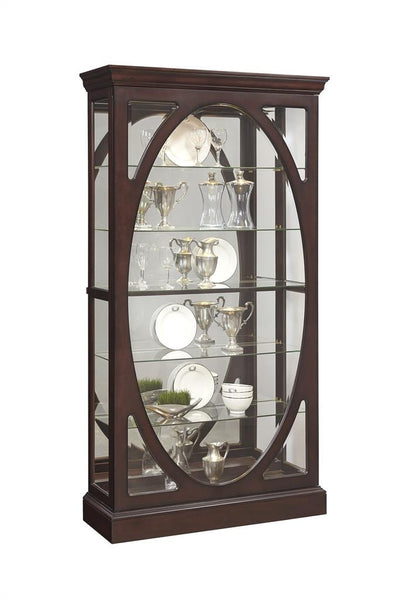 Laurie Curio Cabinet - Katy Furniture