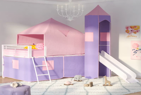 Princess Loft Bed