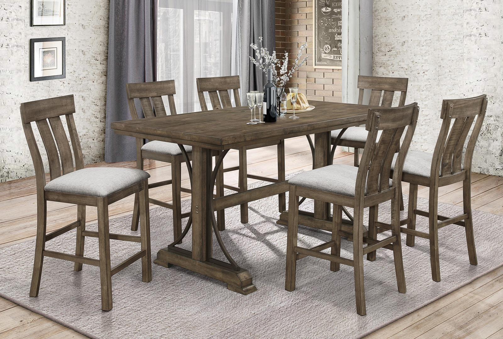 Counter Height Dining Katy Furniture