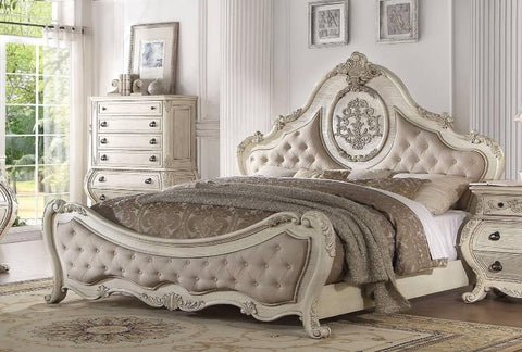 Marseille King Bed - Katy Furniture
