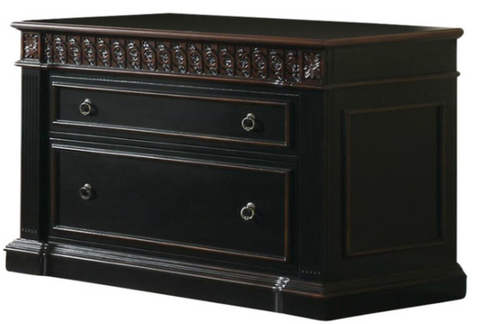 Rowan Two Tone File Cabinet