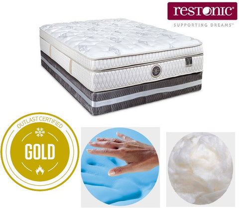 Signature Montreal Queen Mattress & Boxspring