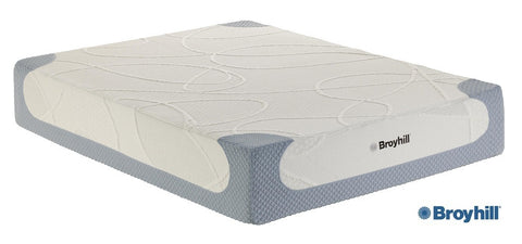 "Broyhill Sensura 8"" Queen Mattress & Boxspring"
