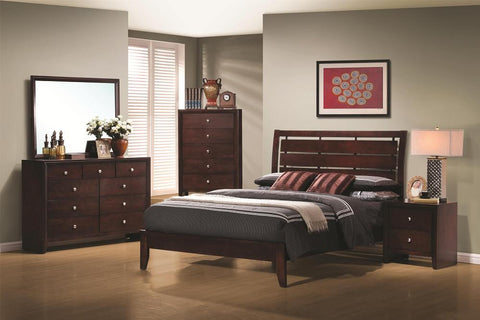 Serenity Queen Bedroom Set - Katy Furniture