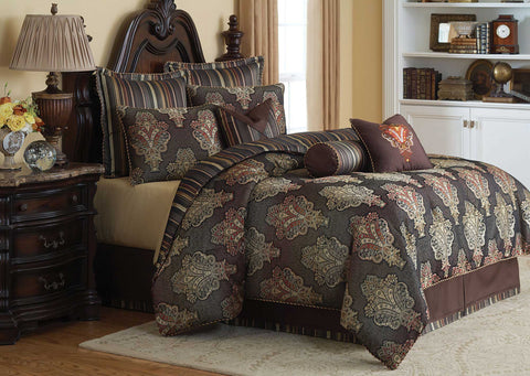 Sienna Comforter Set - Katy Furniture