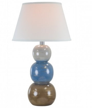 Slate Table Lamp - Katy Furniture