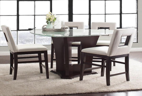 Soho Table W/ 4 Chairs - Katy Furniture