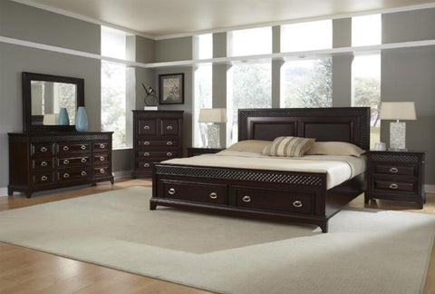 Sonoma Bedroom Set - Katy Furniture
