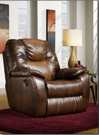 Sting Ray Rocker Recliner - Katy Furniture