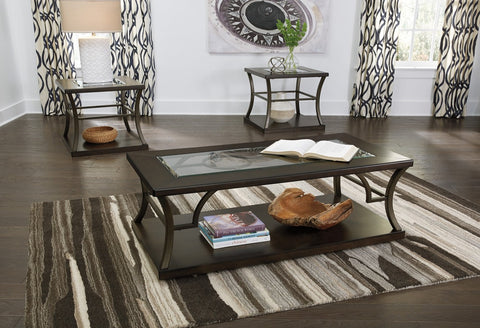 Lamink Occasional Coffee Table Set - Katy Furniture