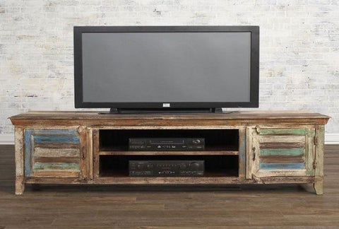"Hunter TV 60""Stand - Katy Furniture"