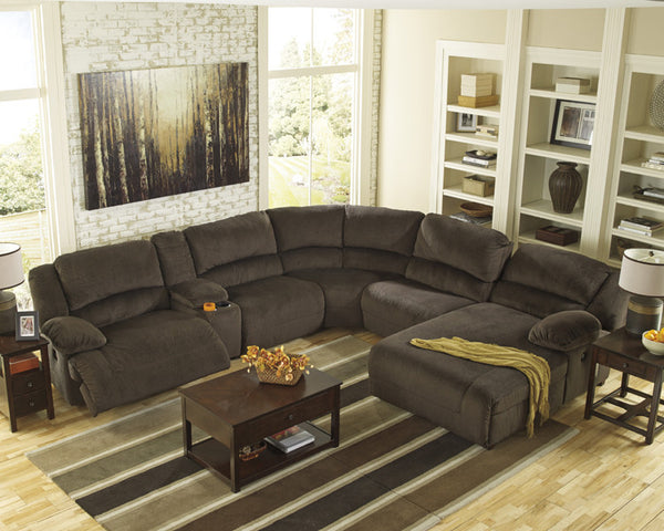 Toletta Sectional – Katy Furniture