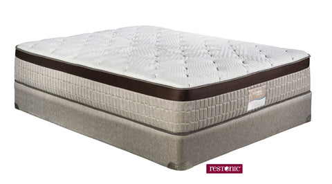 Turin Queen Mattress & Boxspring