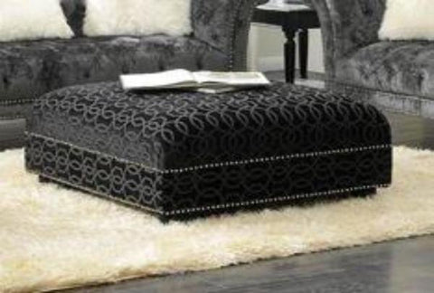 Twain Ottoman - Katy Furniture