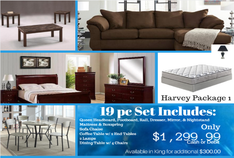 Harvey Whole House Package 1