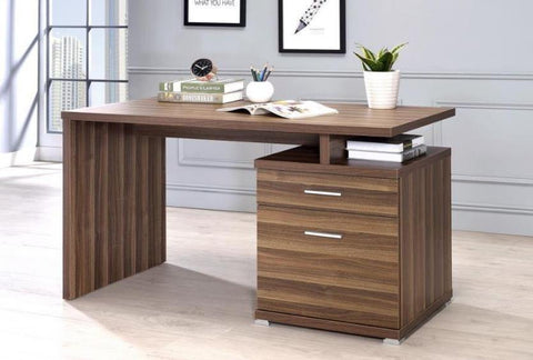 Walter Reversible Office Desk - Katy Furniture