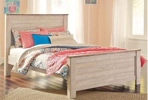 Willowton Full bed - Katy Furniture