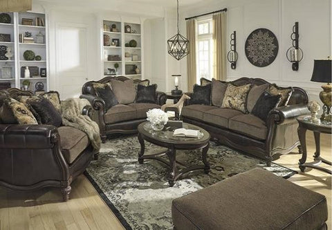 Winnsboro Sofa & Loveseat